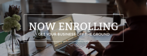 Now Enrolling biz