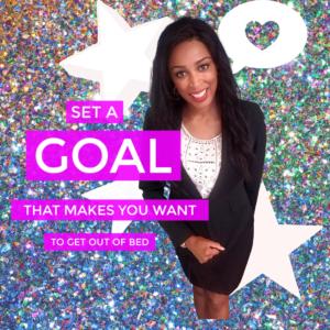 Set a Goal Quote – Dante
